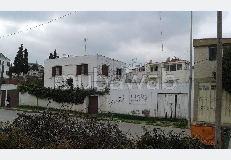 574 m2 de terran de villa a vendre f Charf