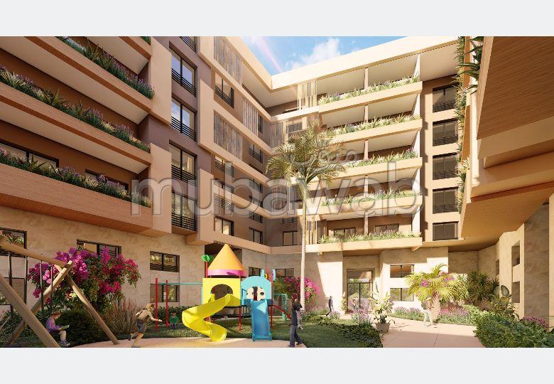 Appartement 75 m², Résidence Menara Garden
