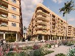 Find an apartment to buy. Total area 75.0 m². caretaker service available, Property with swimming pool.