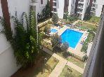 Appartement à Agdal. Avec garage, piscine