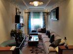 شقة رائعة للبيع بالرباط. المساحة 155.0 م². موقف سيارات ومصعد.