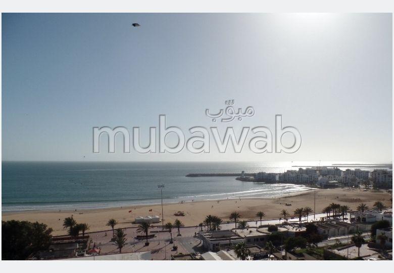 Splendide appartement rénové, vue panoramique sur la baie d'Agadir