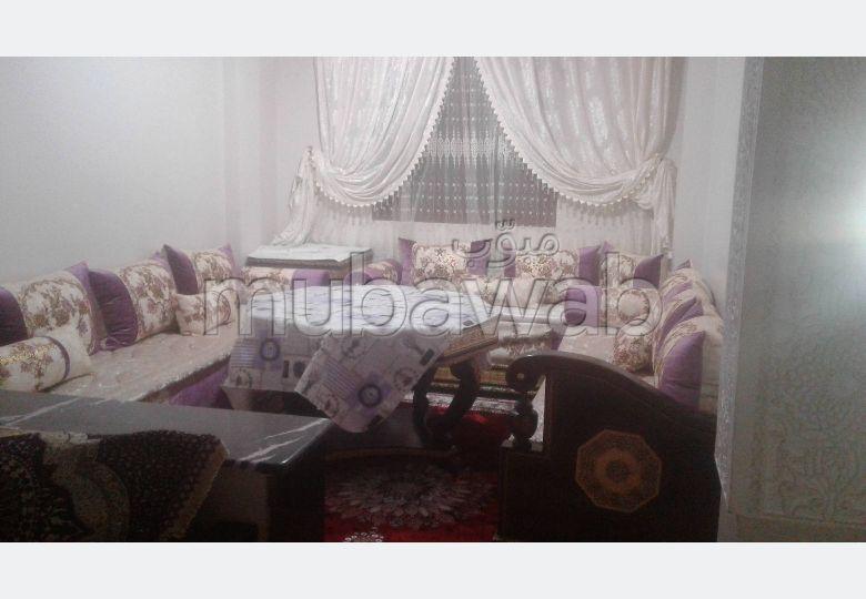 Maison à vendre à Tanger. 2 belles chambres.