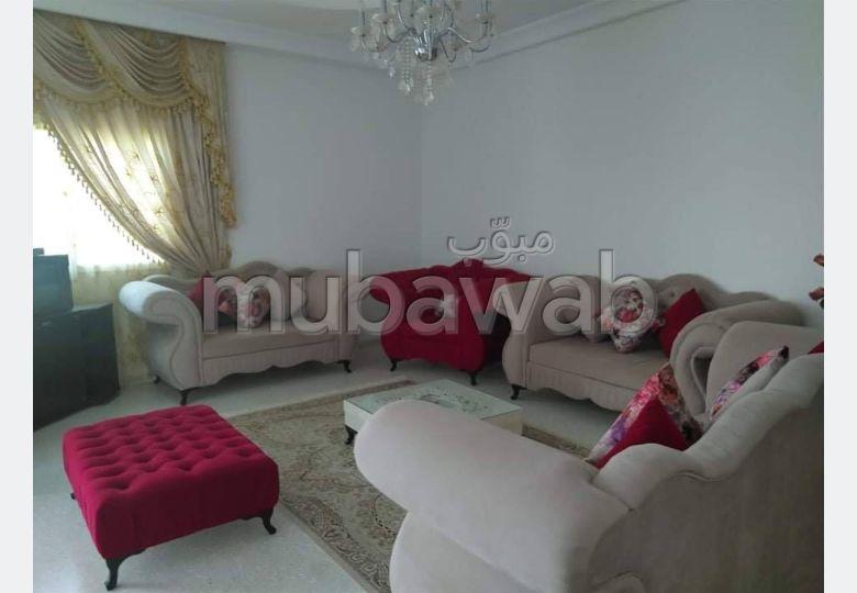 À louer s+3 meublé prés plage Mansoura -kelibia