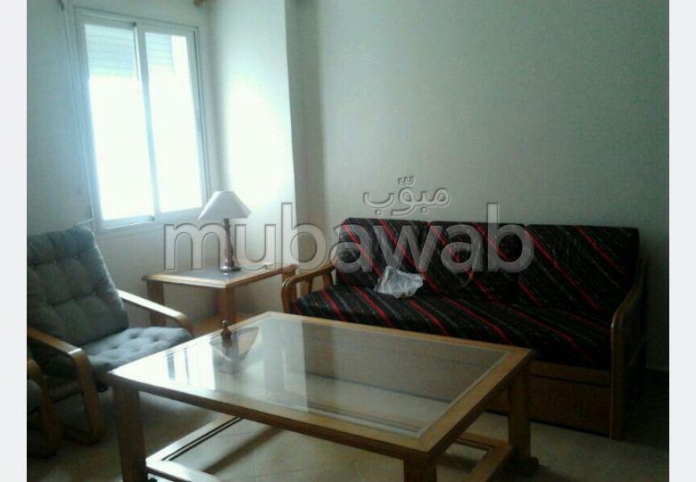 Appartement 3CH meuble centre ville
