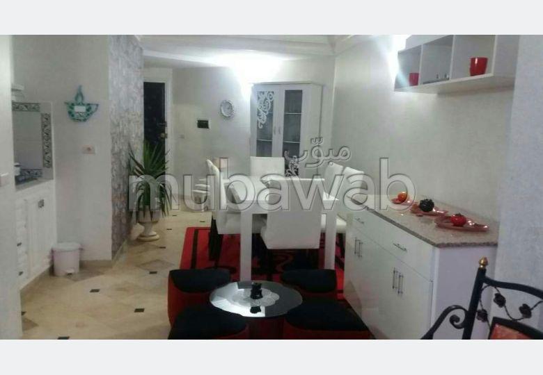 Appartement s+1 meublé et climatisé à kantaoui