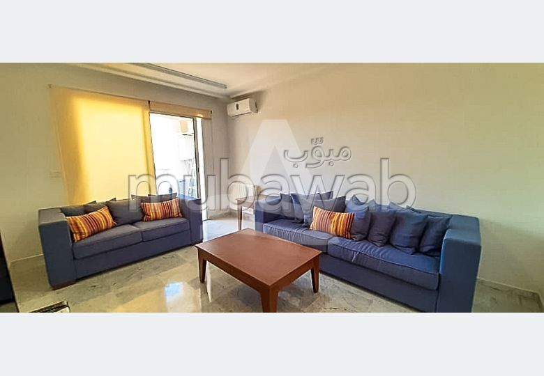 Appartement S1 meublé jardin de carthage