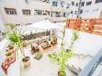 Appartement meublé haute standing sur Agdal