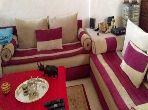Location d'un appartement à Agadir. 1 Pièce. Meublé