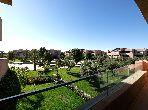 F3 luxueux, terrasse, piscine, meublé moderne