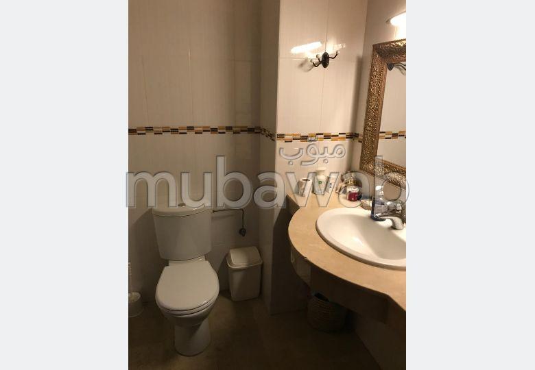 Appartement en location au centre de mohamedia