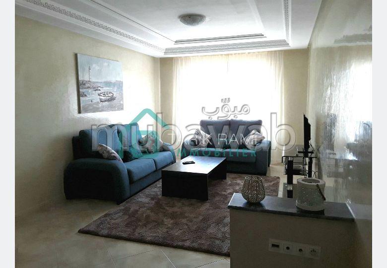 Bel appartement meublé à la location