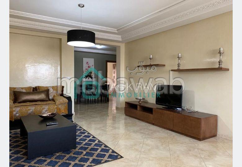 Coquet appartement meublé à la location
