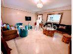 Flat for rent in Guéliz. Dimension 120 m². New furniture.