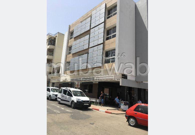 Plateau bureau en Location à Rabat