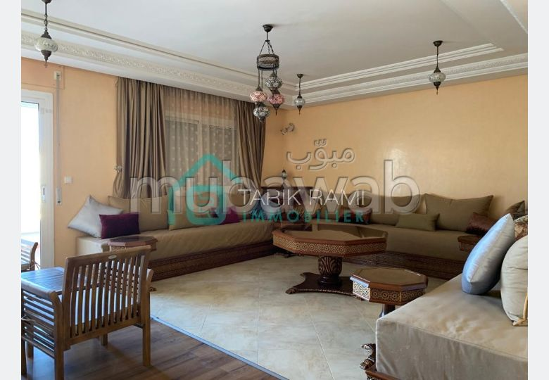 Apartment for rent in Centre. 4 comfortable rooms. Well furnished.