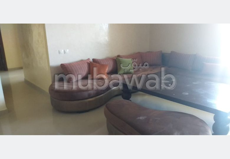 Flat for rent in Malabata. 2 Dormitory. Well decorated.