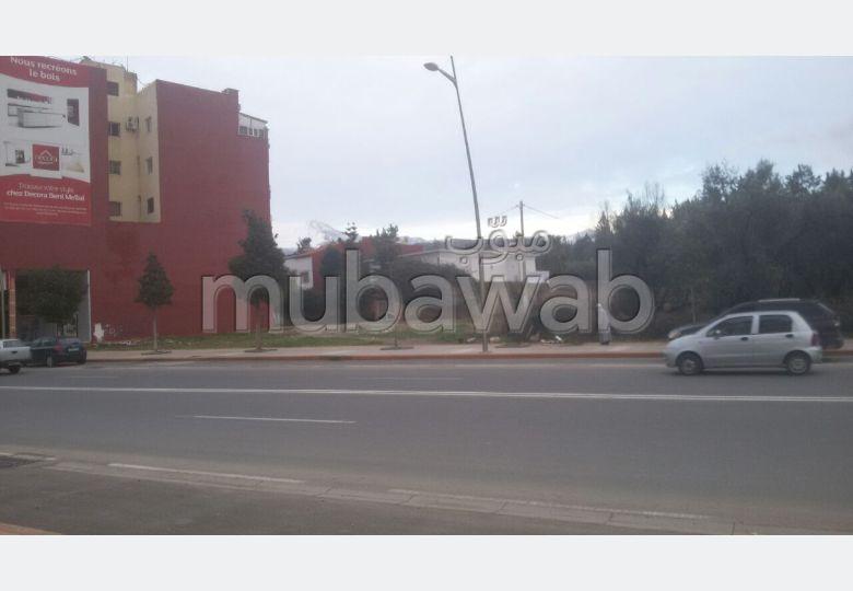 Terrain à acheter à Rabat. Surface totale 1485.0 m²