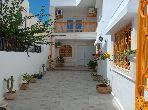 S+2 meublé à Hamamet
