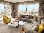 شقة رائعة للايجار -بحي السلام -السيال. 3 غرف. مفروشة.