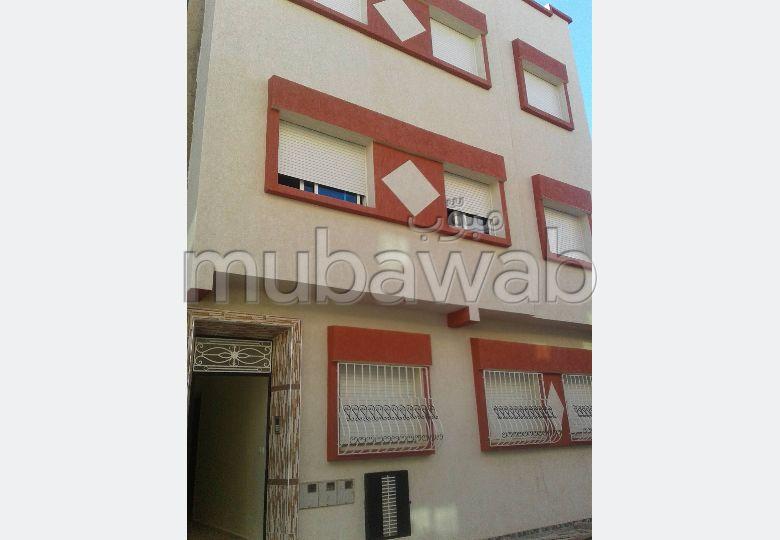 Vente d'un bel appartement à Kénitra. 5 pièces confortables.