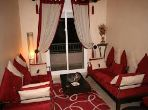 Apartments for rent in Guéliz. Area 47.0 m². Fully furnished.