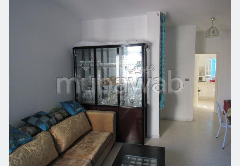 Appartement à l'achat. Surface totale 100 m². Chauffage central et porte blindée