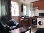 شقة للشراء بالدارالبيضاء. المساحة 44.0 م². مصعد وأماكن وقوف السيارات.