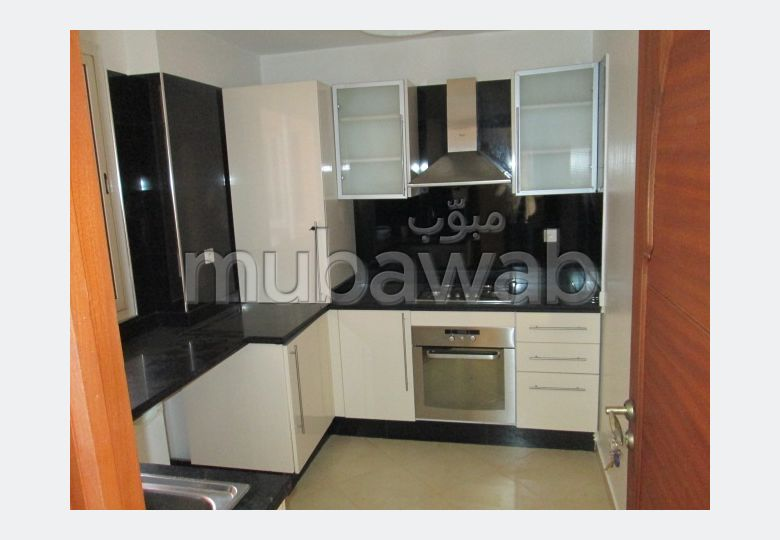 Lovely apartment for rent in Assif. 2 Small bedroom. Traditional living room and satellite dish system.