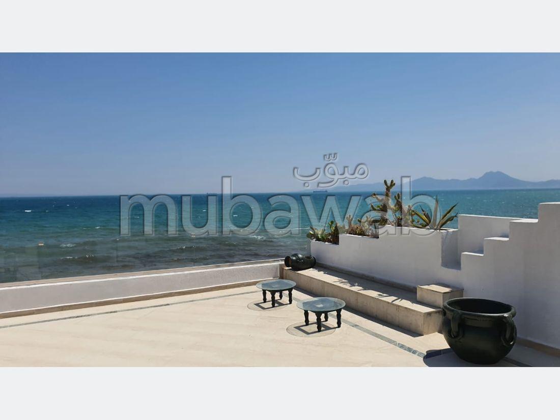 A Louer Villa S4 à Carthage Front Mer