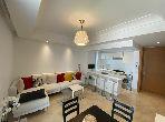 Studio meublé à louer à Casa Finance City