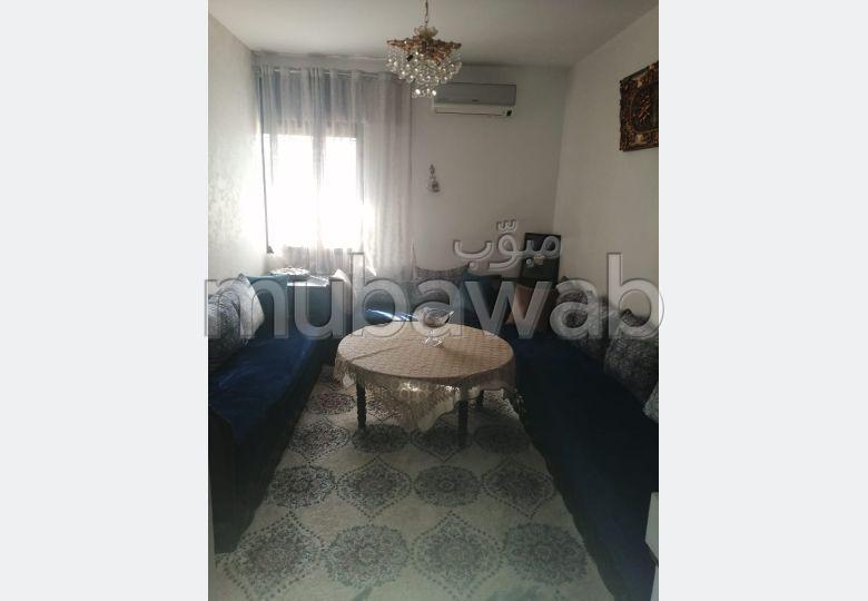 بيع شقة بالقنيطرة. المساحة 60.0 م². باب متين.