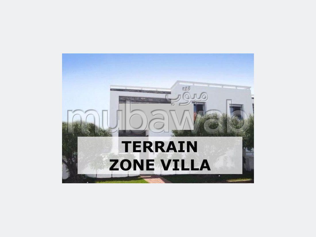Bonito terreno en venta. Área total 4217 m².