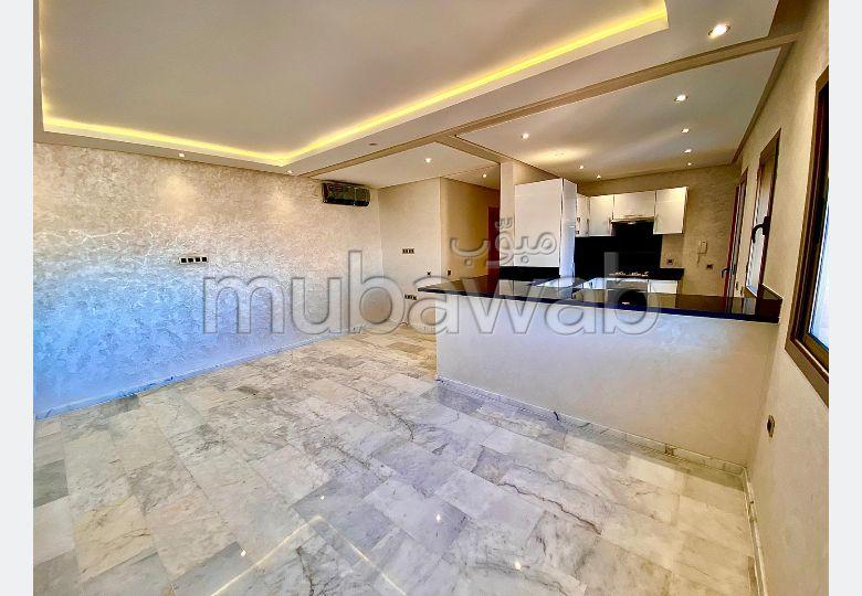 EXCLUSIF: Appartement luxueux pour location