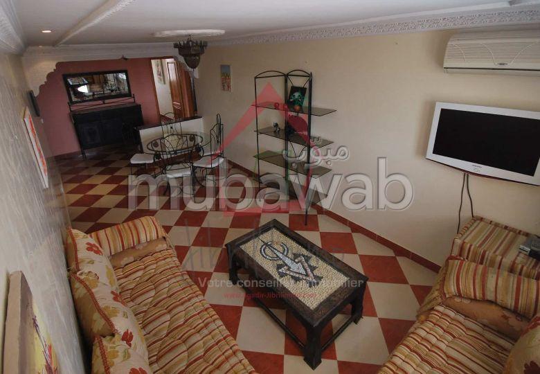 Bel appartement T4 du quartier El Houda offrant la vue sur un futur parc