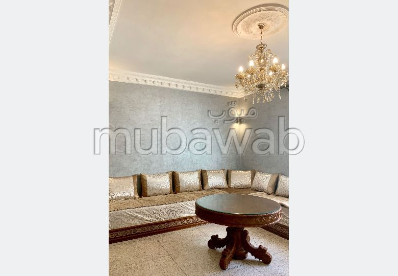 Fabulous apartment for sale in Drissia. Large area 127.0 m². European living room.