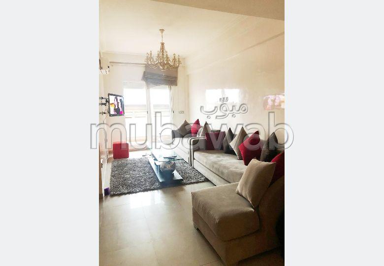 Appartement à Louer Meublé au Centre Ville