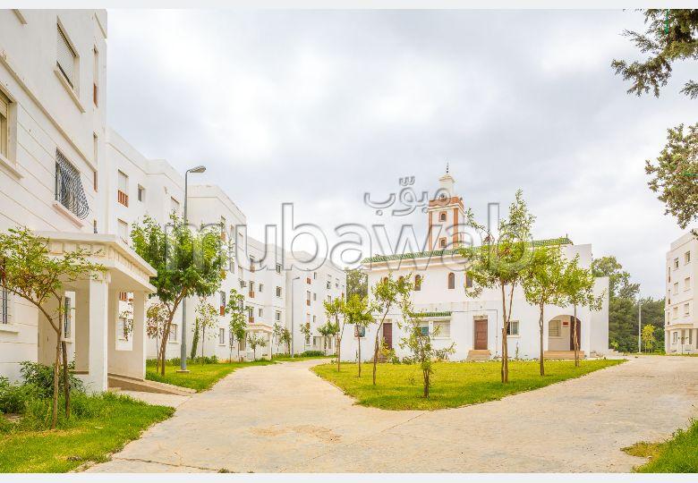 Appartement à Tanger. 2 chambres agréables. Meublé