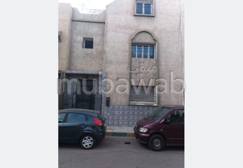 Maison duplexe a vendre