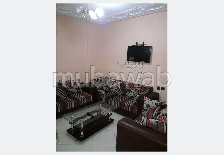 Apartments for rent. Small area 100.0 m². Fully furnished.