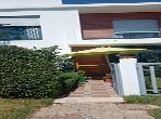 A Dar Bouazza jolie villa meublée à louer