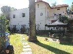 منزل ممتاز للبيع بالدارالبيضاء. المساحة 1059 م². مدفأة ، حمام سباحة.