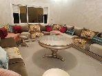 استئجار شقة بمراكش. المساحة الكلية 99.0 م². مفروشة.