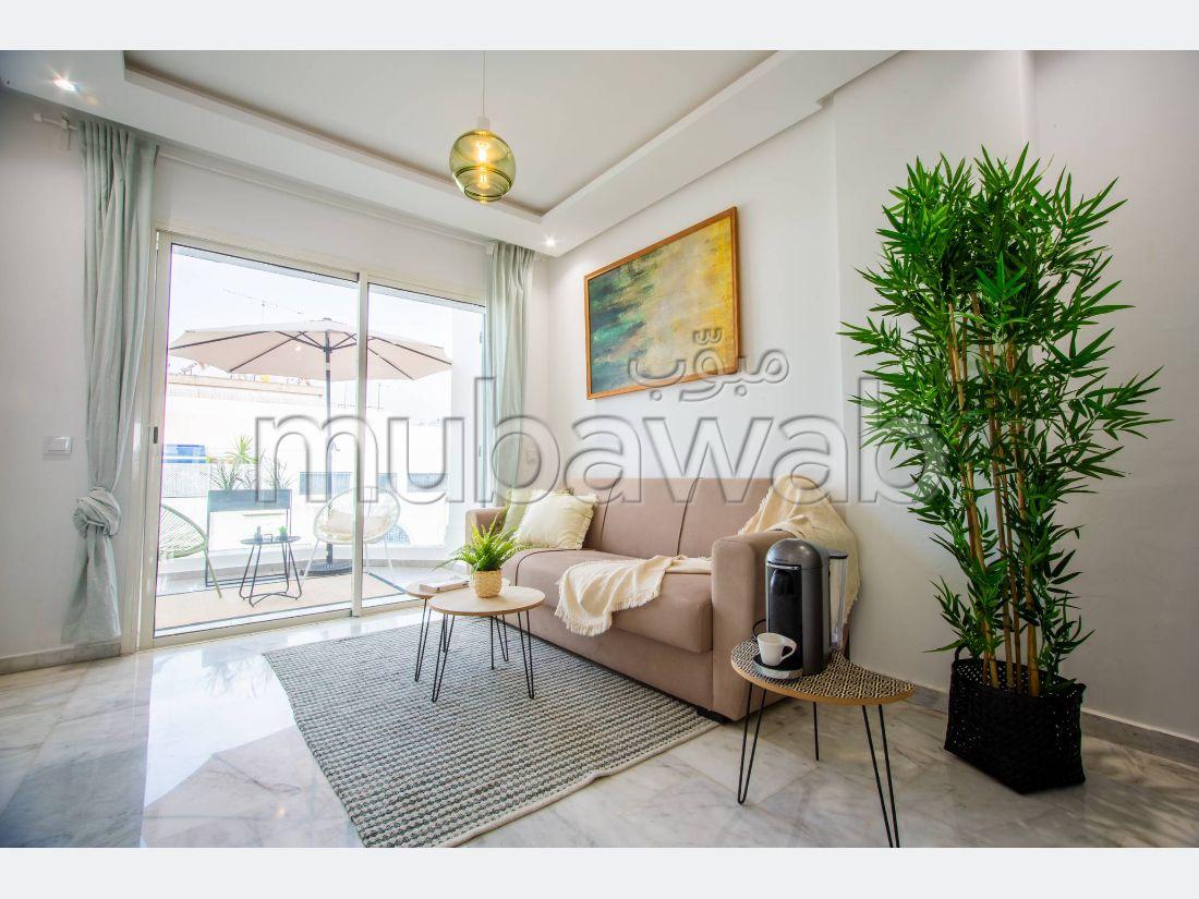 Appartement Meublé Agdal, Haute Standing &Terasse