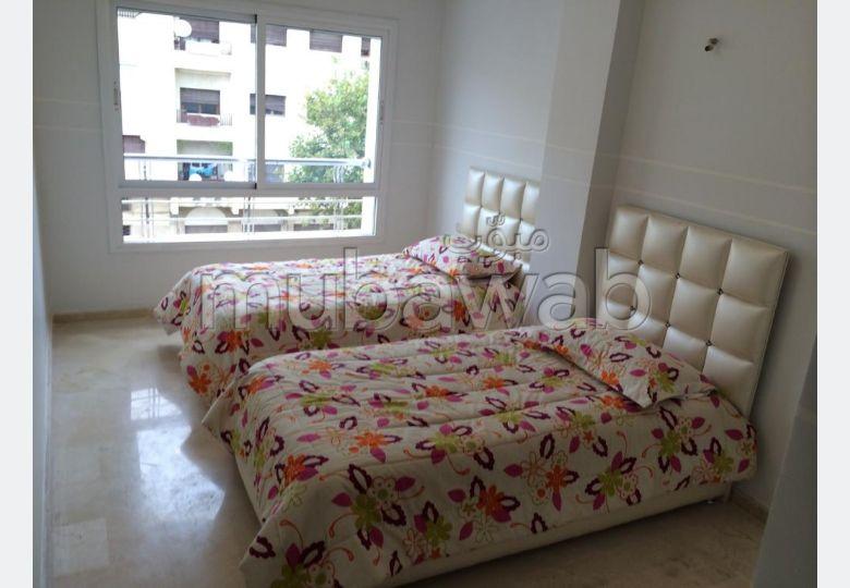 Magnífico piso en venta. 3 Hermosas habitaciones. Con ascensor y terraza.