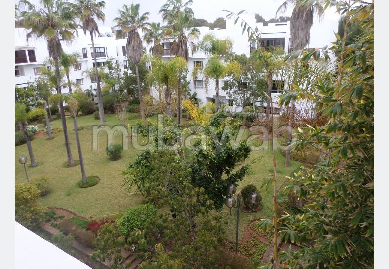 Appartement à louer avec deux terrasses haut agdal