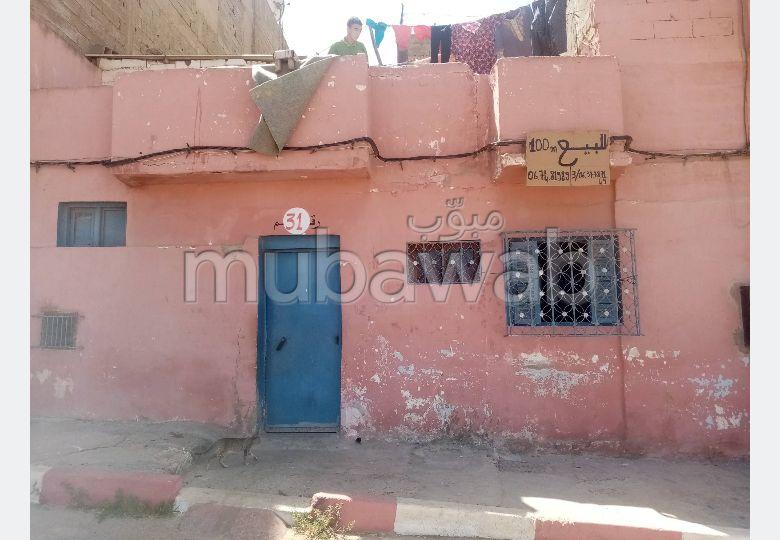 Trouvez votre maison à acheter à Casablanca. Superficie 100.0 m².
