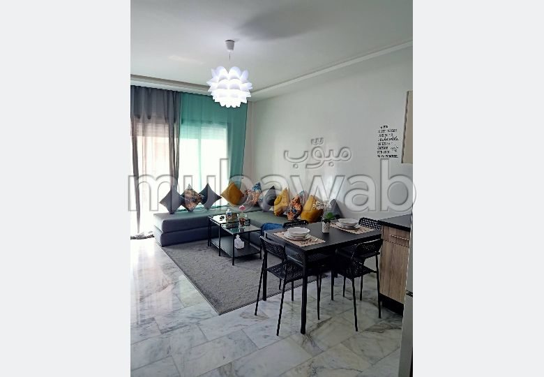 Great apartment for rent. Area 60 m². New furniture.