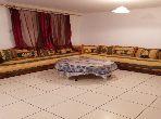 Appartement en location à Mohammedia. 2 chambres. Bien meublé.