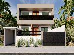 Villas sur un terrain de 250m² à ALMAZ